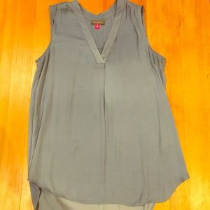 Vince Camuto sleeveless blouse.